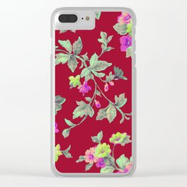 summer 2018 Clear iPhone Case