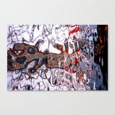 Kaskelot Reflections Canvas Print