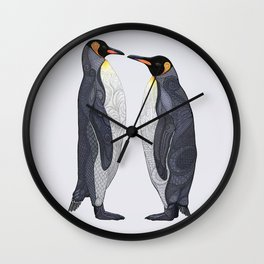 A Clash of Kings Wall Clock