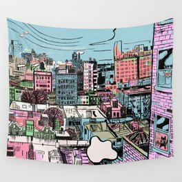 Early Spring Wall Tapestry