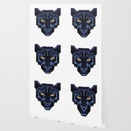 Panther Face Wallpaper