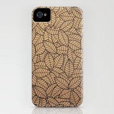 Lots-o-Leaves Slim Case iPhone (4, 4s)