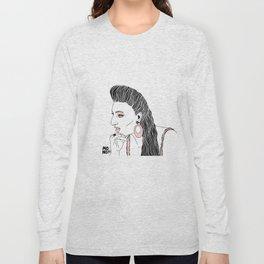 Rossy de Palma Long Sleeve T-shirt