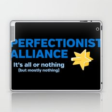 Perfectionist Alliance Laptop & iPad Skin