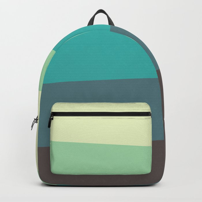 Green Tone Backpack
