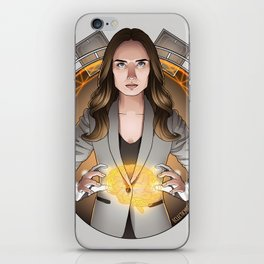 AIDA - No Strings Attached iPhone Skin