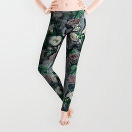 Floral Camouflage VSF016 Leggings