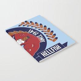 Flying Hellfish ARMY Notebook