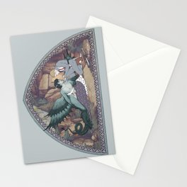 Saint George and the Dragon Stationery Cards