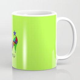 All You Need Is Shoes Green #fashion Coffee Mug