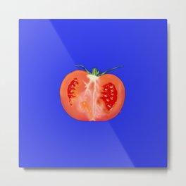 Tomate Metal Print