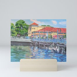 Lundy's, Sheepshead Bay, Brooklyn Mini Art Print