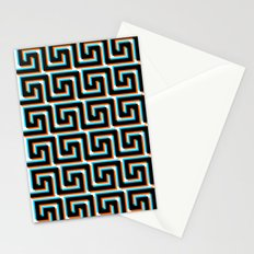 Pixel Wave no.3 Stationery Cards