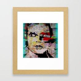 Painting 4 - La vie en rose Framed Art Print