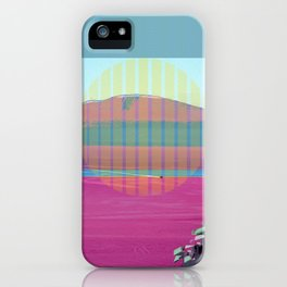 Hotline iPhone Case