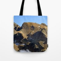 spiritual Tote Bags featuring Spiritual Healing by Jérémy Boes