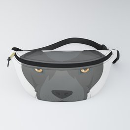 Pitbull American Staffordshire Terrier dog Fanny Pack