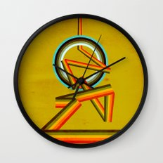 Where are we going Wall Clock