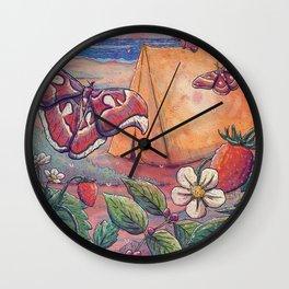 Goji Beach Wall Clock