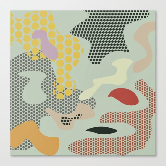 SPAM Canvas Print