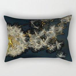 Dandy Lion Rectangular Pillow