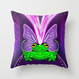 Conscious Conduit Throw Pillow