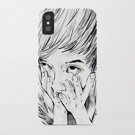 facemelt iPhone Case