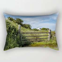 Horsey Island Rectangular Pillow