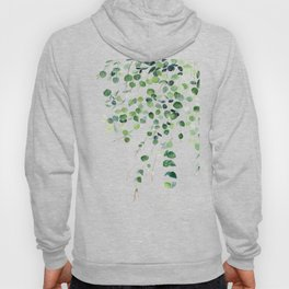 Eucalyptus Watercolor Hoody