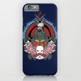 Hatake Shinobi iPhone Case