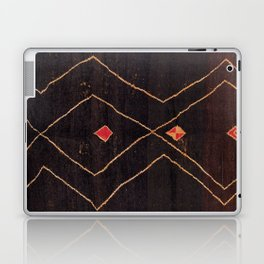 Feiija  Antique South Morocco North African Pile Rug Print Laptop & iPad Skin