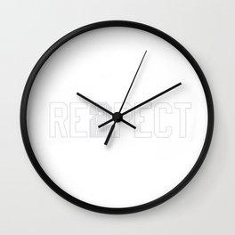 Derek Jeter Re2pect Wall Clock