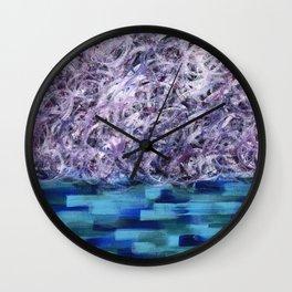 The Fugue Wall Clock