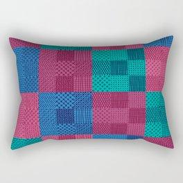 Patch Rectangular Pillow