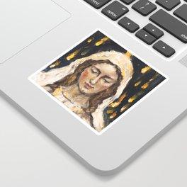 Pentecost (Veni, Sancte Spiritus) Sticker