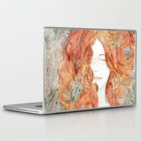 perfume Laptop & iPad Skins featuring Perfume #1 by Dao Linh