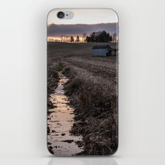 Irrigation iPhone & iPod Skin
