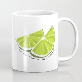 Lime in the Coconut Coffee Mug