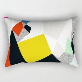 Flowerpot Rectangular Pillow