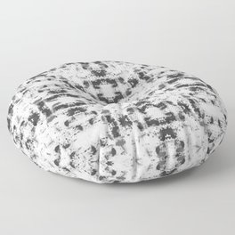 Concrete stains Floor Pillow