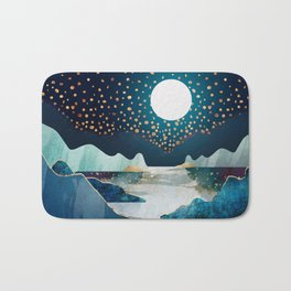 Moon Glow Bath Mat