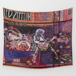 Jimmy Page  Wall Tapestry