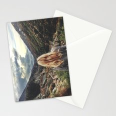 The storms come this way Stationery Cards
