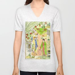 Arabian Nights-Ali Cogia Unisex V-Neck