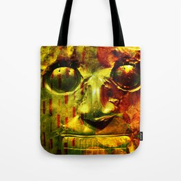 Will of the Markets Tote Bag