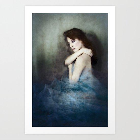 Still Your Ghost Art Print