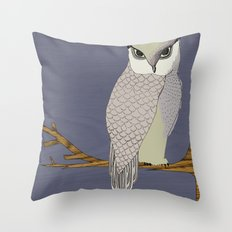 The Knight Throw Pillow