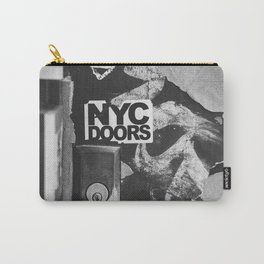 NYC Doors Carry-All Pouch