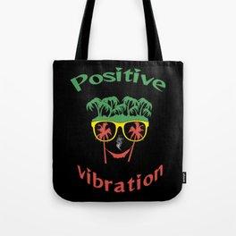 Positive Vibration Tote Bag