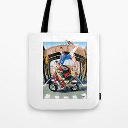 Spizike's NYC Tote Bag